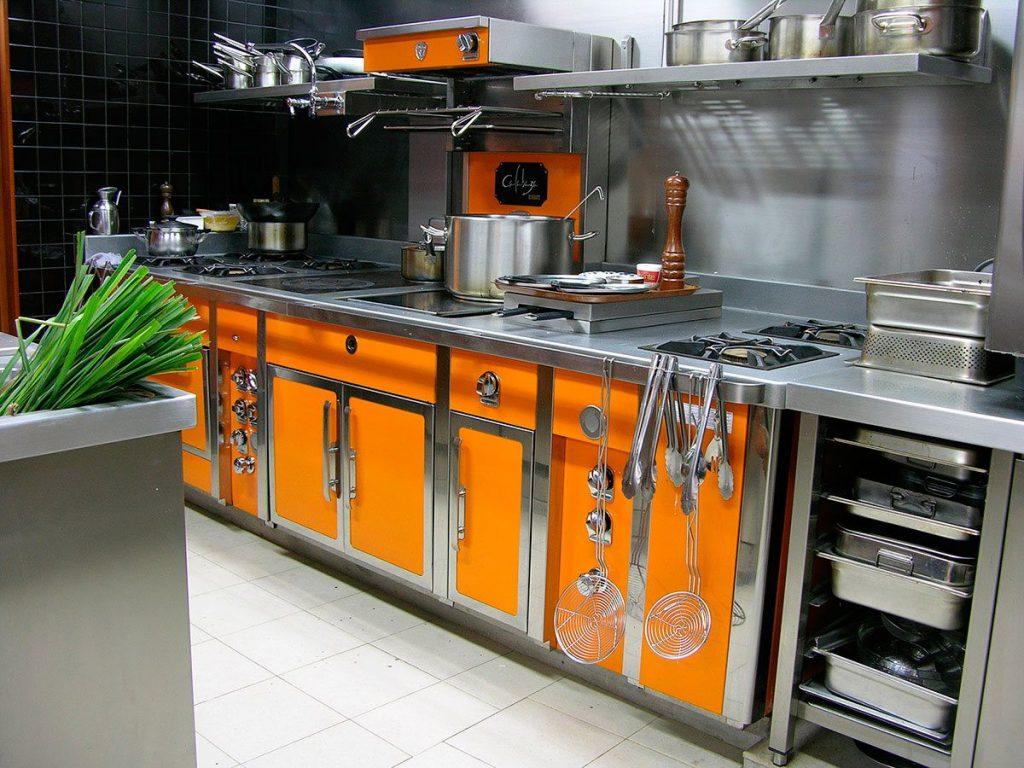 Instalaciones de gas en cocinas industriales